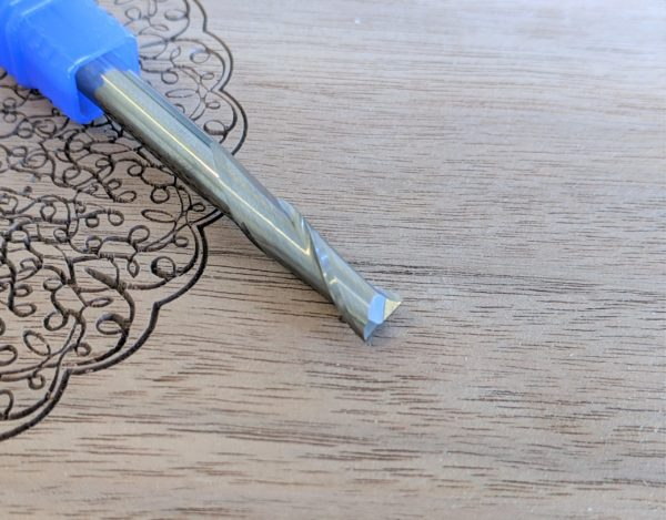 Buy 1/4 inch up cut endmill for CNc routers 1